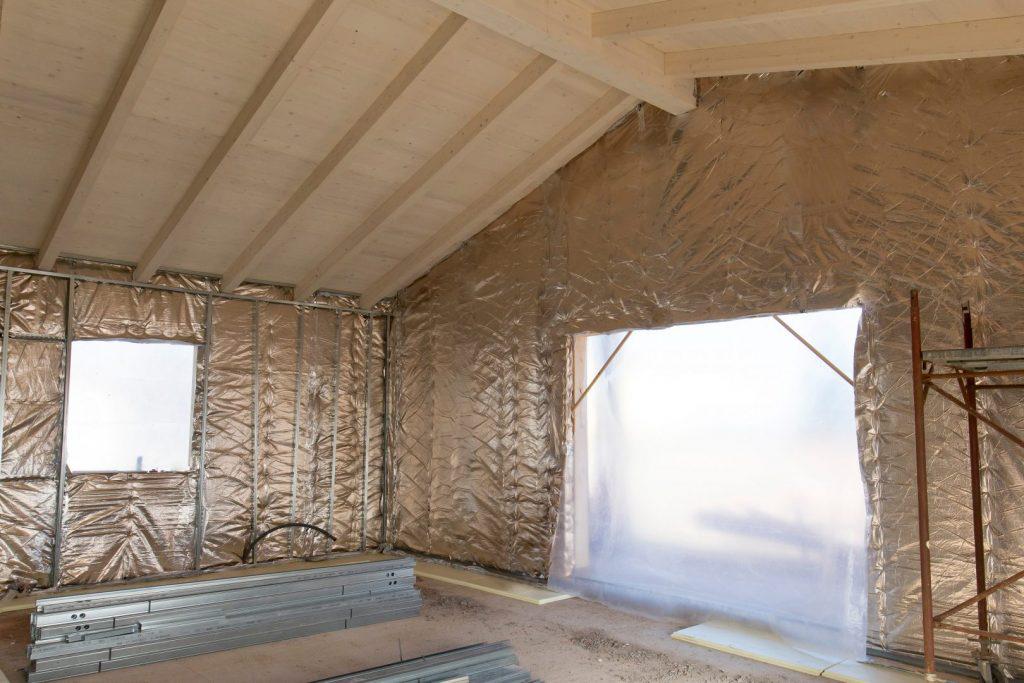 progettazione sistemi di isolamento termico ed acustico