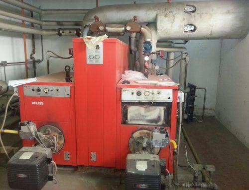 Riqualificazione centrale termica Condominio – Ferrara